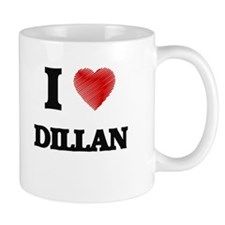 I love Dillan Mugs