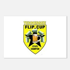 Tennessee Flip Cup State Cham Postcards (Package o