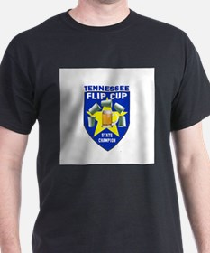 Tennessee Flip Cup State Cham T-Shirt