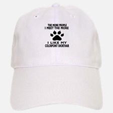 I Like My Colorpoint Shorthair Cat Baseball Baseball Cap