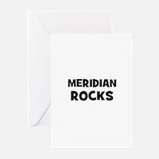 Meridian Rocks Greeting Cards (Pk of 10)