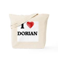 I love Dorian Tote Bag