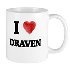 I love Draven Mugs