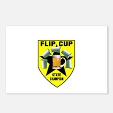 Flip Cup State Champion Postcards (Package of 8)