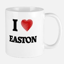 I love Easton Mugs