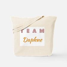 TEAM DAPHNE Tote Bag