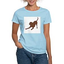 Lab 1 brown T-Shirt