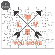 Love You More Puzzle