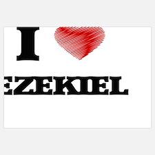 Ezekiel Wall Art