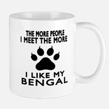 I Like My Bengal Cat Mug