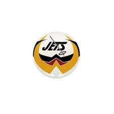 Manitoba Jets Mini Button (10 pack)