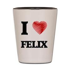 Cute Felix Shot Glass