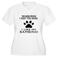 I Like My Bambino T-Shirt
