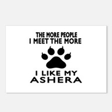 I Like My Ashera Cat Postcards (Package of 8)