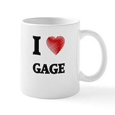 I love Gage Mugs