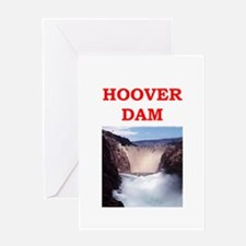 HOOVER.png Greeting Cards