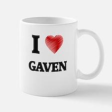 I love Gaven Mugs