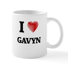 I love Gavyn Mugs