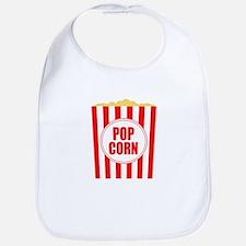 Movie Theater Popcorn Bib