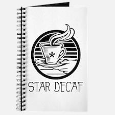 Cute Decaf Journal