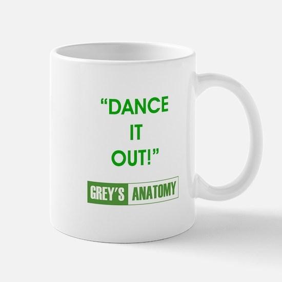 DANCE IT OUT! Mug
