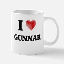 I love Gunnar Mugs