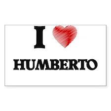 I love Humberto Decal