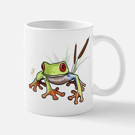 """""""Frog 1"""" Mug"""