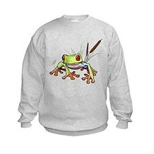 """""""Frog 1"""" Sweatshirt"""