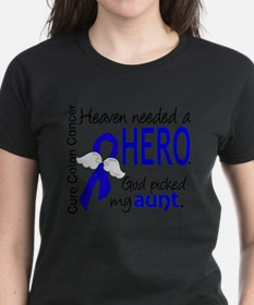 Cute I wear blue for my daughter in memory of angel Tee