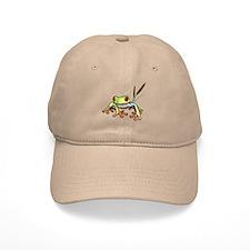 """Frog 1"" Baseball Cap"