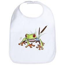 """""""Frog 1"""" Bib"""