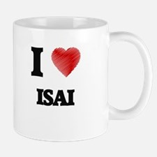 I love Isai Mugs