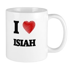 I love Isiah Mugs