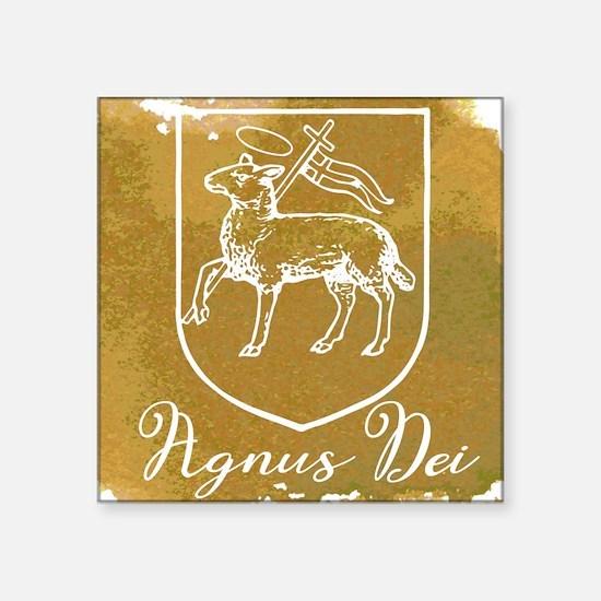 Agnus Dei Sticker