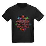 Country music Kids T-shirts (Dark)