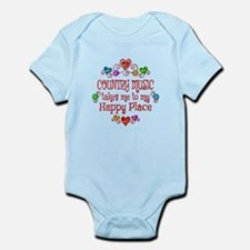 Country Happy Place Infant Bodysuit