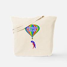 MoveOn.org Hot Air Parody Tote Bag