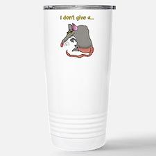 I don't give a rat's... Travel Mug