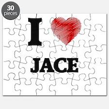 I love Jace Puzzle