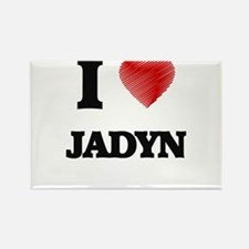 I love Jadyn Magnets