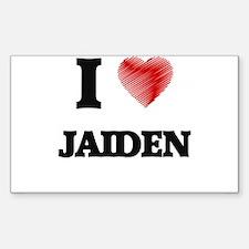 I love Jaiden Decal