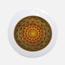 SOULFUL Round Ornament