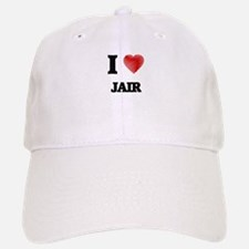 I love Jair Baseball Baseball Cap