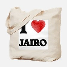 I love Jairo Tote Bag