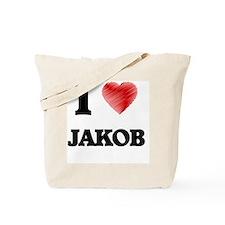 Unique Jakob Tote Bag