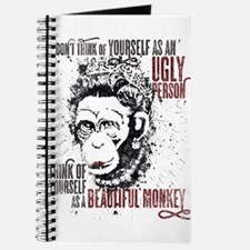 You are a Beautiful Monkey! Journal