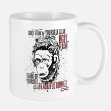 You are a Beautiful Monkey! Mugs