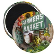 Farmers Market Magnets