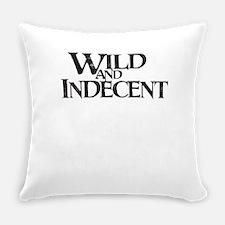 Cute Atheist Everyday Pillow